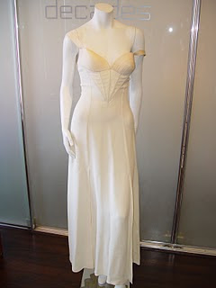 Gianni Versace Wedding Dress