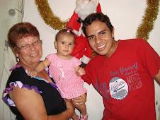 Primeiro Natal da Ana Luiza