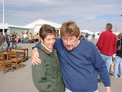 Me & Birding Buddy Karl