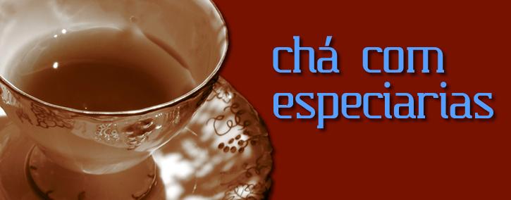 chá com especiarias