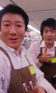 横浜東急ハンズで実演