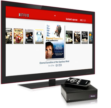 Try Roku: on-demand movies and TV shows!
