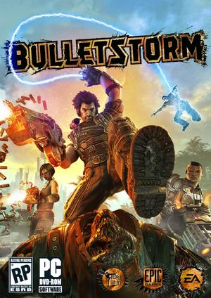 Bulletstorm Repack By R.G. Mechanics