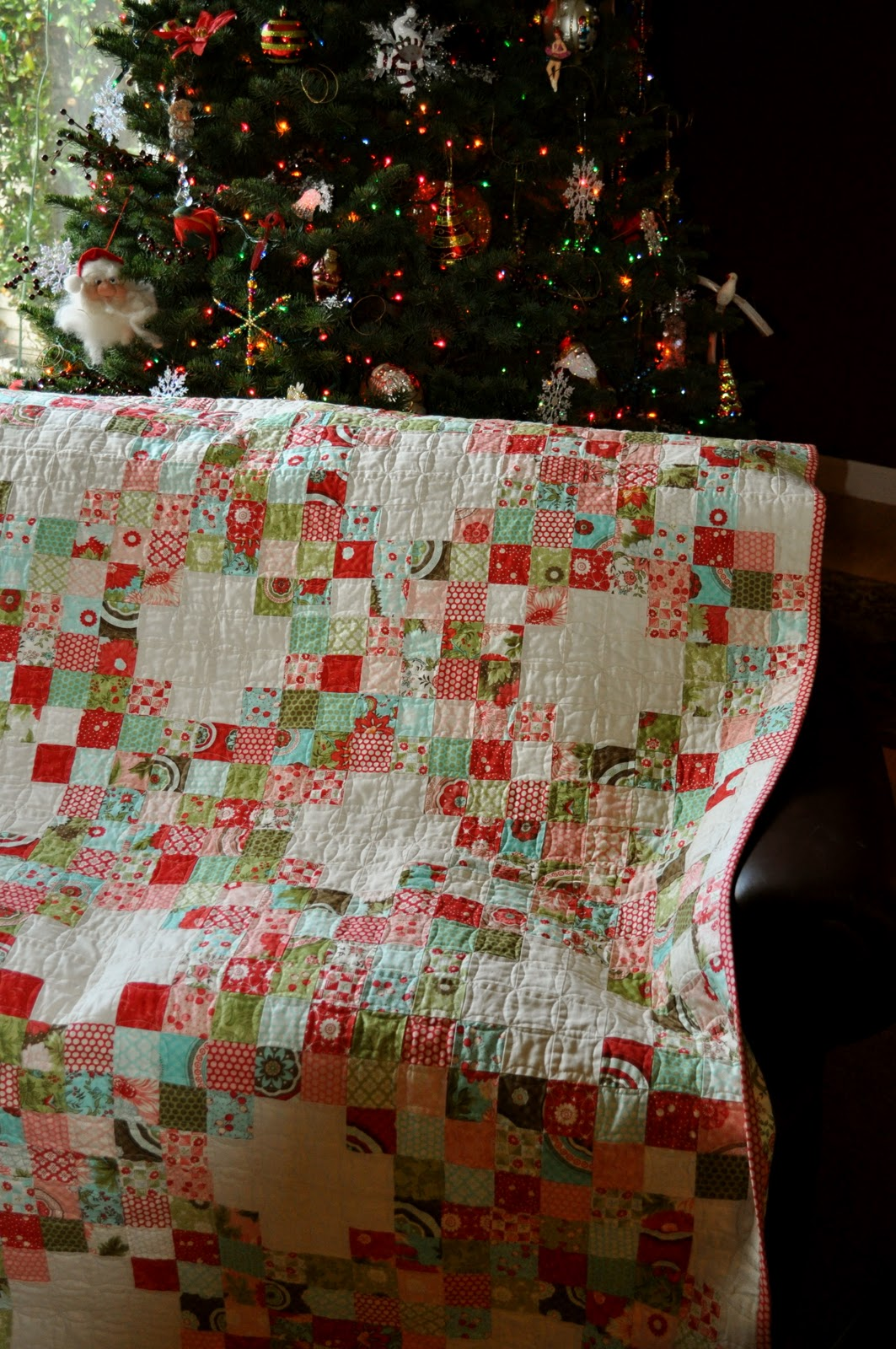 Lucy & Norman: Bliss Daisy Chain Quilt : daisy chain quilt pattern - Adamdwight.com