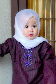 "The Winner "" Si Comel Berbaju Raya Contest"""