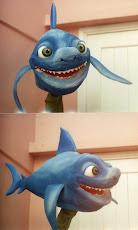 Títere tiburon