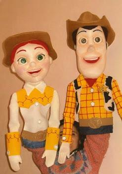 Títeres Toy Story