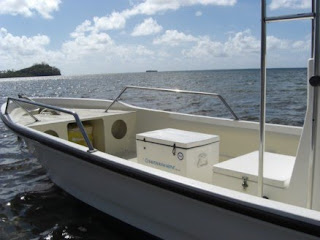 Gt popping new fishing boat for bite me charters matava for Fishing resorts near me