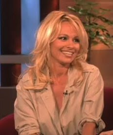 Pamela Anderson on Ellen March 20 2008