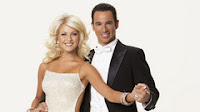 Julianne Hough and Helio Castroneves