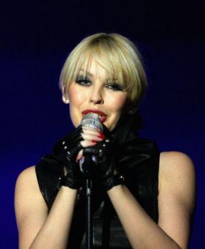 Kylie Minogue Brits winner