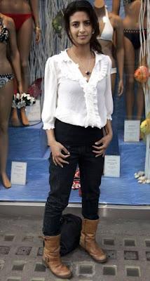 Konnie Huq at Miss England bikini launch
