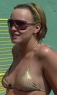 Chanelle Hayes bikini