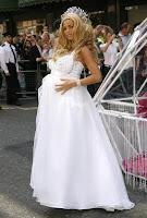 Pregnant Kate Price - Jordan