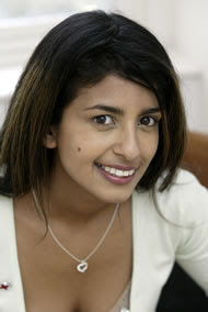 Konnie Huq plans