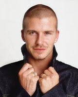 David Beckham metrosexuality