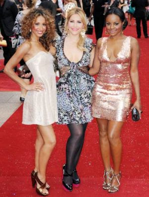Sugababes at Sex and the City