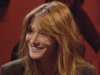 Carla Bruni on Jools Holland