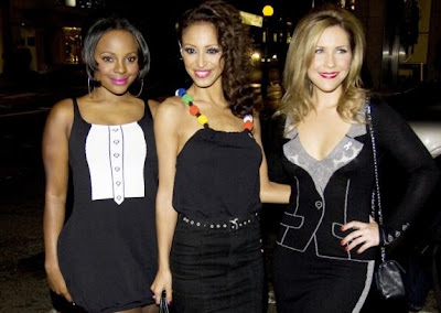 Sugababes Catfights and Spotlights launch