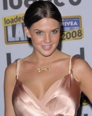 Danielle Lloyd Loaded