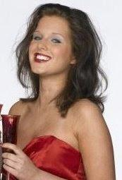 Helen Flanagan corset