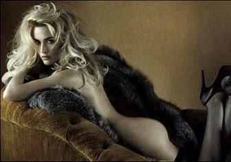 Kate Winslet nude for Vanity Fair