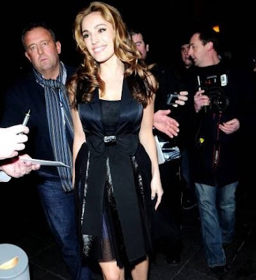 Kelly Brook Britain's Got Talent