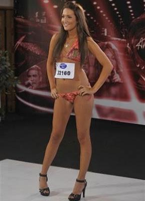 Katrina Darrell bikini