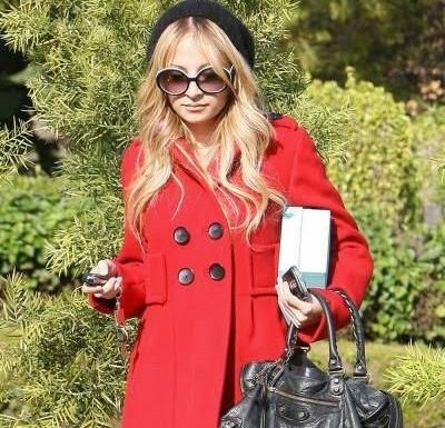 Nicole Richie in Beverly Hills