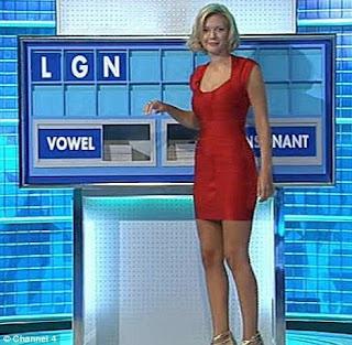 Rachel Riley legs