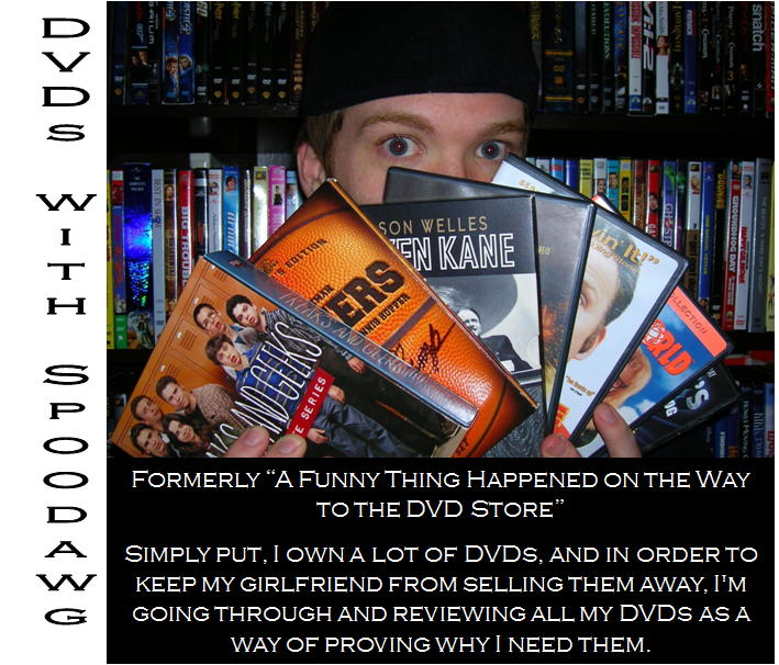 DVDs with Spoodawg