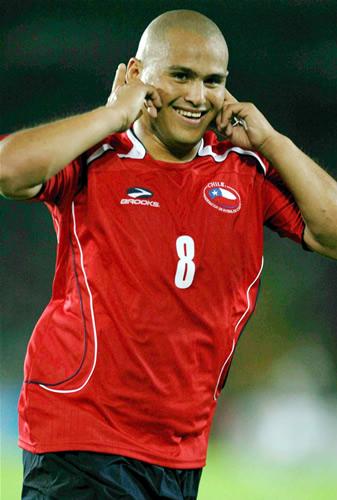 humberto suazo goleador mundial: