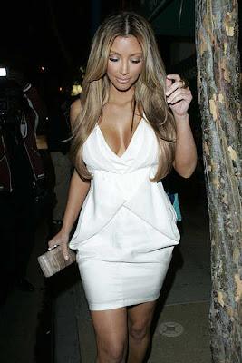 Blonde  Kardashian on Boldmail  Kim Kardashian Blonde Makeover Photo Shoot