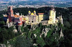 Palácio da Pena:Sintra-Portugal