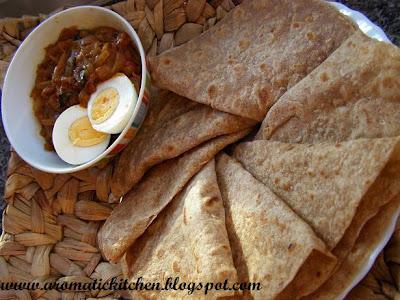 Soft Chappathi- Paratha