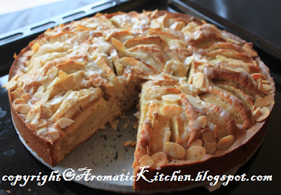 Banana Cream Torte Recipe