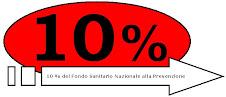 10% del FSN alla Prevenzione