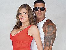 Bianca Soares E Aleandre Frota