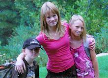 Colorado Cousins - Alyssa, Kaitlin, & Christian
