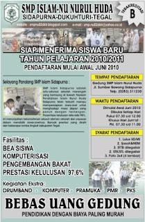 Brosur SMPI 2010/2011