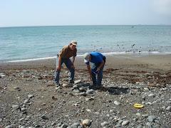 Evaluación de playas con fines turísticos