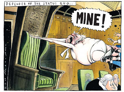 Morten Morland from The Times 18 May 2009