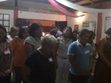La consagración del Ministerioa la mujer Misión Primero de Diciembre