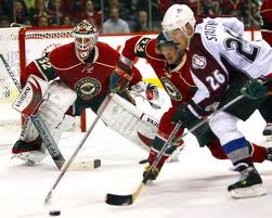 Minnesota Wild vs. Colorado Avalanche