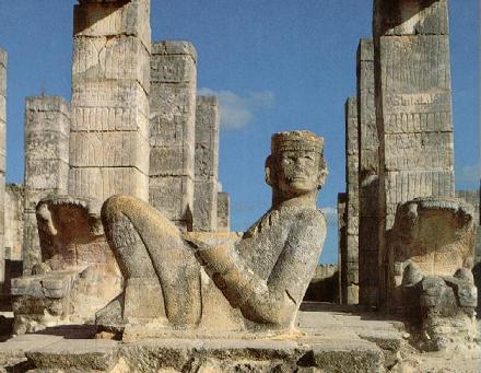Mesoamerica arquitectura prehisp nica en oaxaca for Las construcciones de los mayas