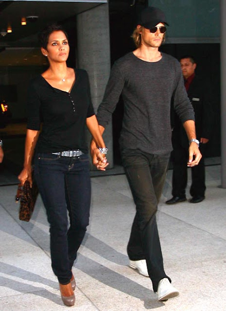 Halle Berry And Gabriel Aubry SPLIT + Gabriel Issues A Statement!