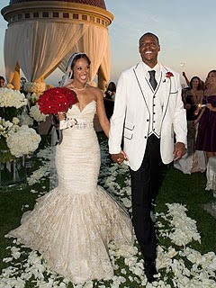 """Celtics"" Star Paul Pierce Got Married!!!"