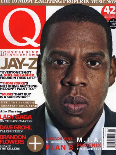 "Jay-Z Named One Of The 10 Most Exciting Artist By ""Q"" Mag"