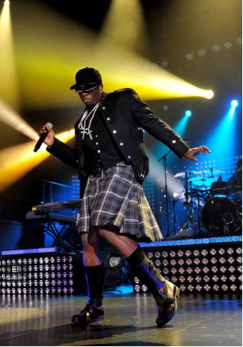 Diddy: A Man In A Kilt, Is A True Man!