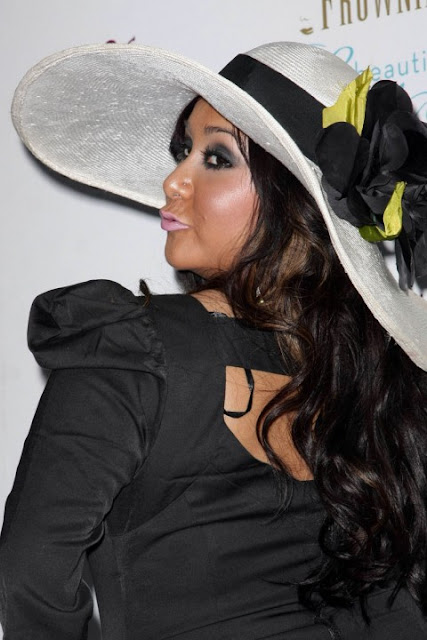 Snooki To Pen A Novel!